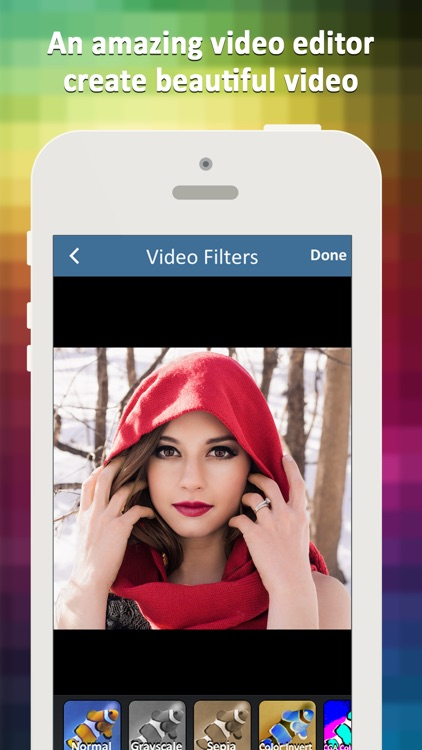 Video FX Editor – Video Filters & Effects