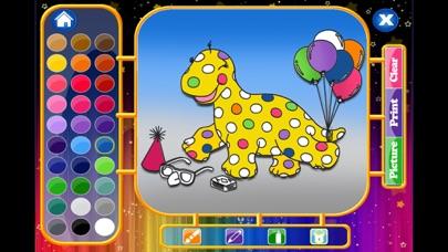 Dino-Buddies – The Dinosaur Debut Interactive eBook App (English) screenshot four