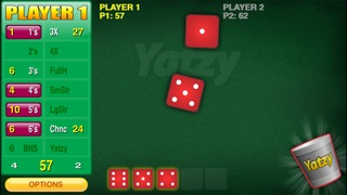 Screenshots of Yatzy Addict for iPhone
