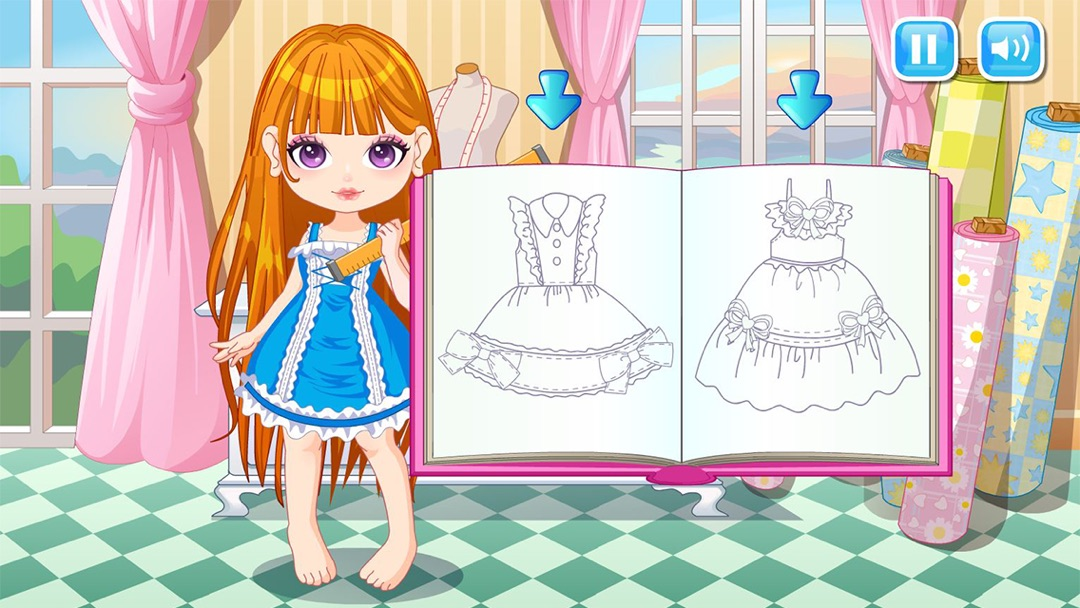 Make Your Fashion Dress Build Your Own Dress With This Fashion Game Online Game Hack And Cheat Gehack Com