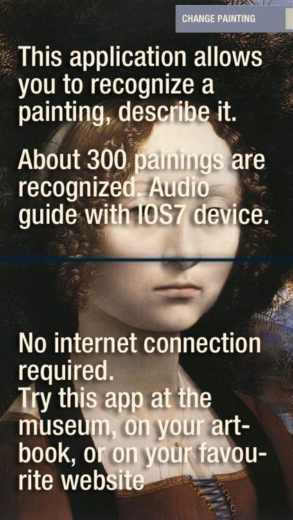 National Gallery Washington ID audio guide screenshot-0