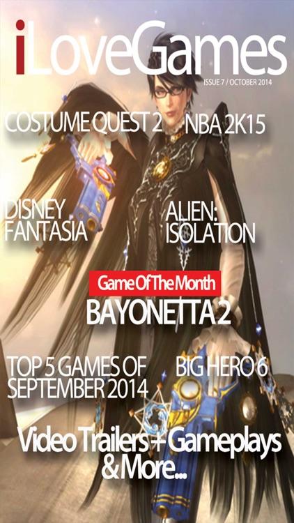 iLoveGames - #1 Gaming Magazine