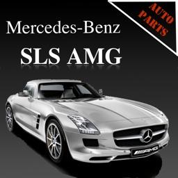 Autoparts Mercedes-Benz SLS AMG