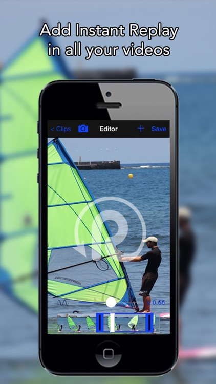 Instant Replay - Create instant replay while recording, and editing your videos screenshot-1