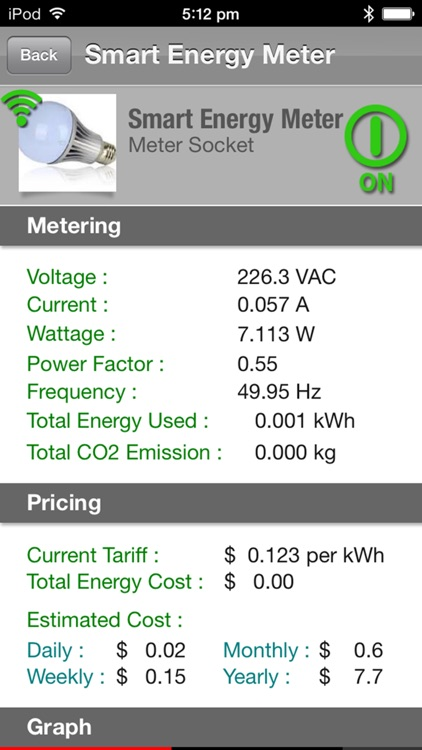 Smart-Energy-Meter screenshot-0