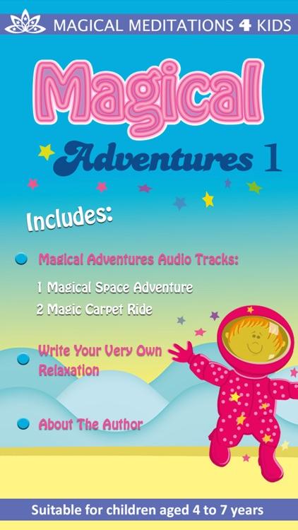 Magical Adventures 1 - Children's Meditation App by Heather Bestel screenshot-4