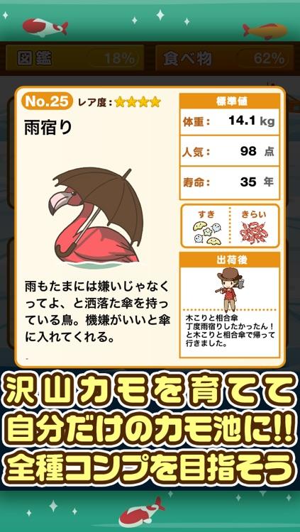 カルガモの親子~鴨を育てる楽しい育成ゲーム~ screenshot-4