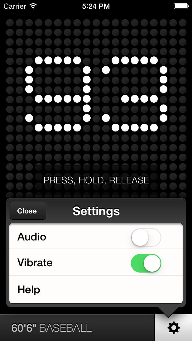 Screenshot for Radar Gun in Sweden App Store