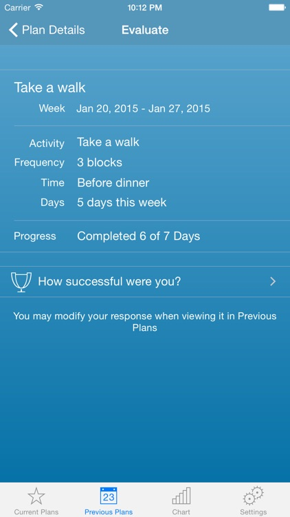 My Action Planner screenshot-4