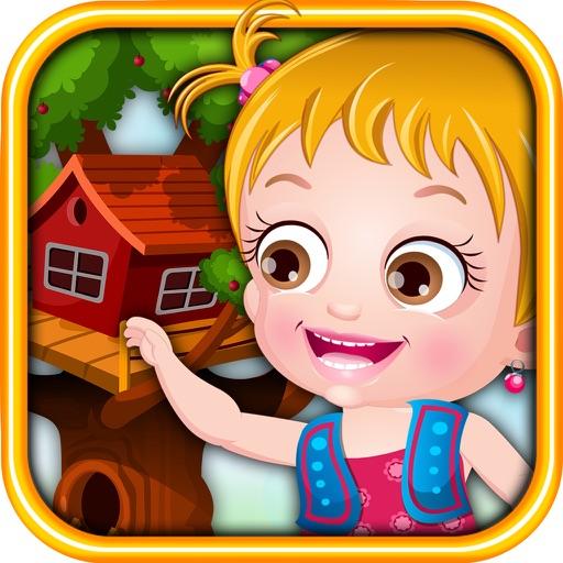 Baby Hazel Tree House iOS App