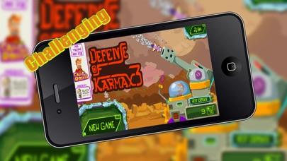 Defense of karmax 3 screenshot one