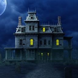 Haunted House Halloween Run