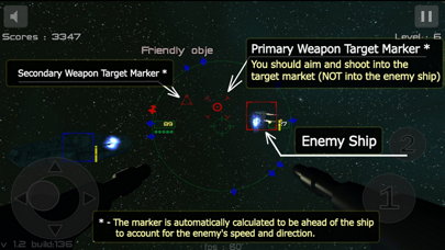 Gunner : Free Space Defender Lite screenshot two