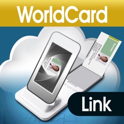 Worldcard link instant business card reader on the app store worldcard link instant business card reader 4 reheart Image collections