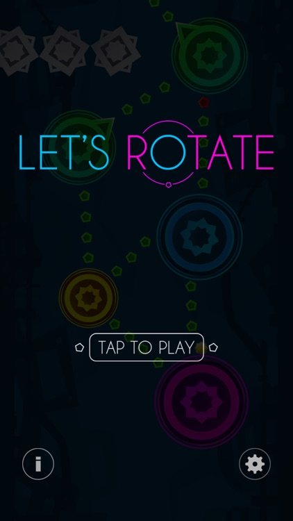 Let's Rotate: Fast and Dangerous