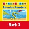 Letterland Phonics Readers Set 1