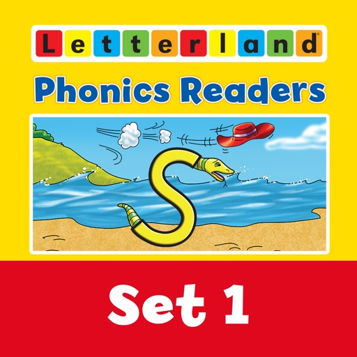 Letterland Phonics Readers Set 1