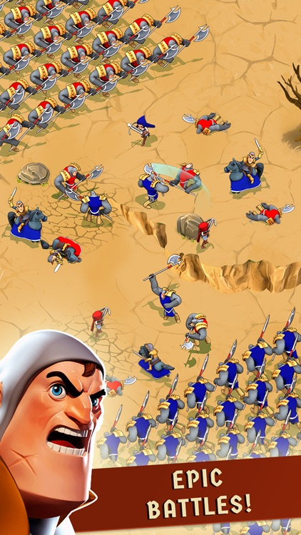 War of Empires : Clash of the Best by Fun Games For Free