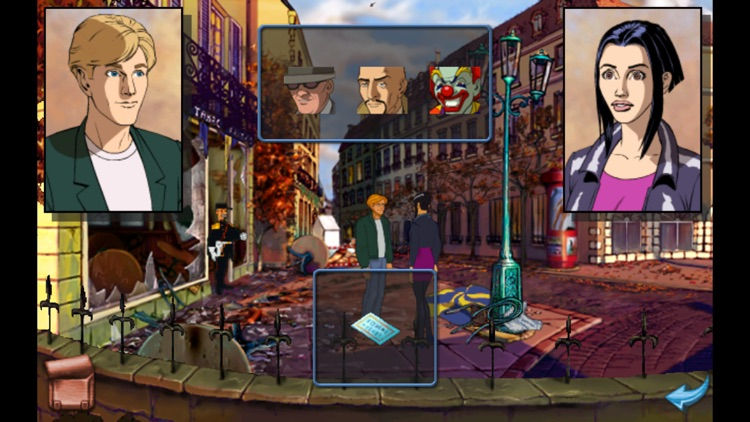 Broken Sword 1 - Il Segreto dei Templari: Director's Cut