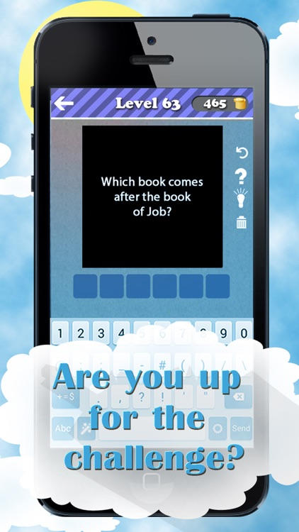 Bible Trivia - Holy Bible Quiz for Christian screenshot-3