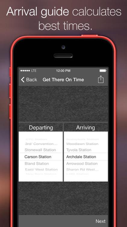 CLT Light Rail screenshot-3