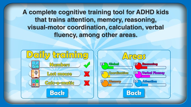 ADHD Trainer screenshot-1
