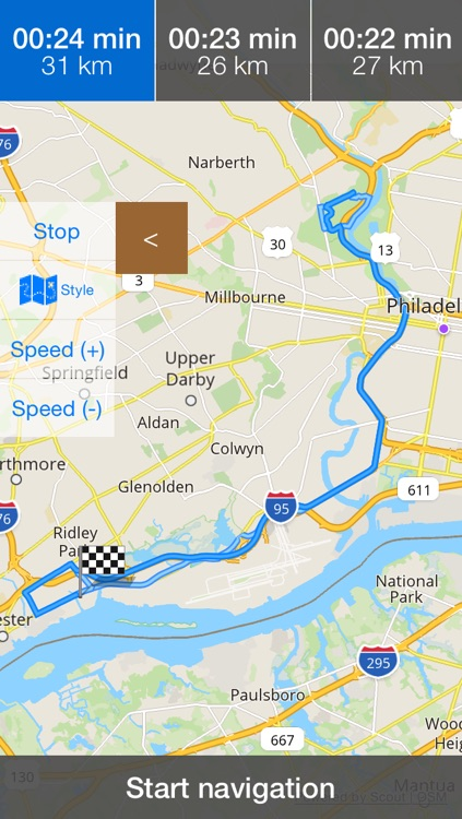 Pennsylvania Offline Map with Real Time Traffic Cameras Pro screenshot-4
