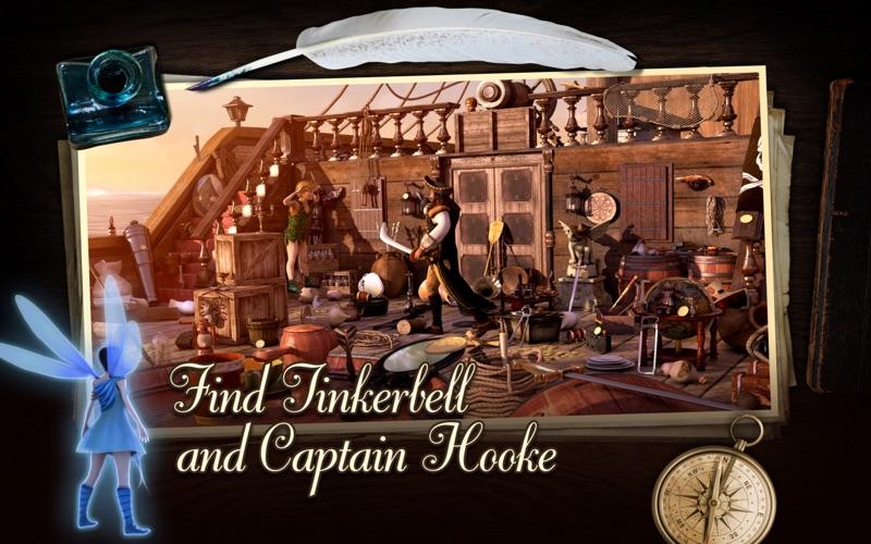 Peter & Wendy in Neverland - A Hidden Object Adventure screenshot 3