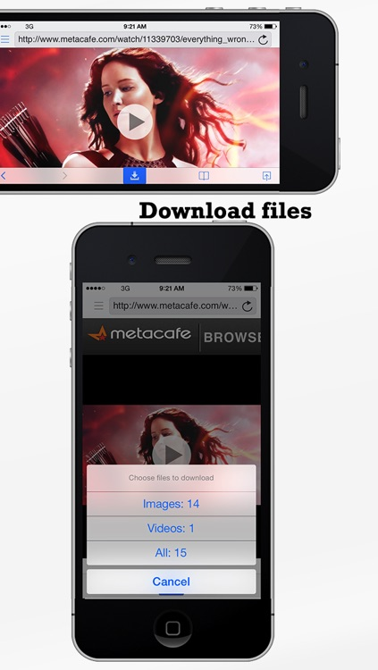 Mediatap – Download video, PDF files and ebook fast and easy screenshot-1
