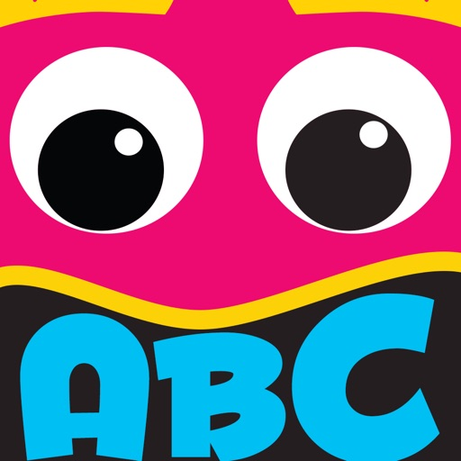 My first alphabet and letters monster puzzle Sound Game for toddlers and preschoolers