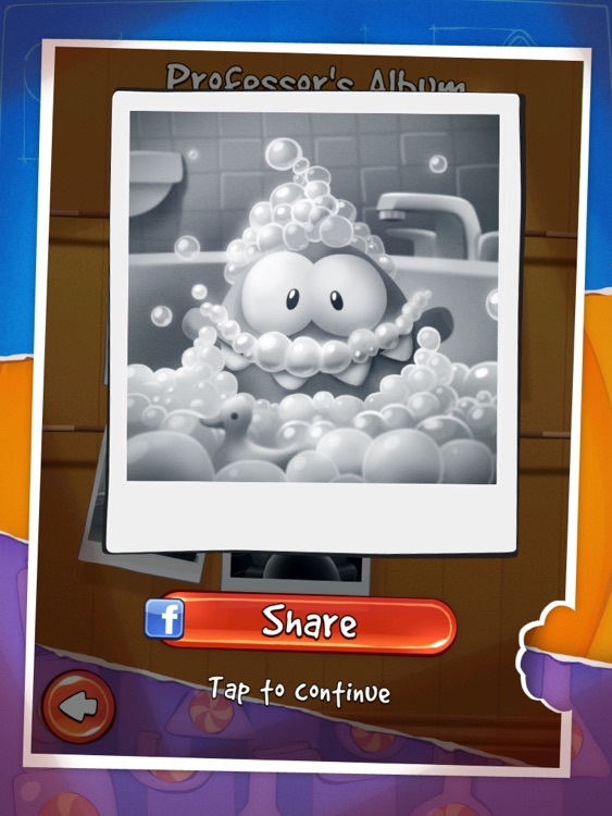 Cut the Rope: Experiments HD screenshot-4