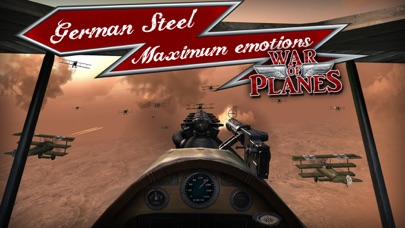 Sky Baron: War of Planes LITEScreenshot of 4