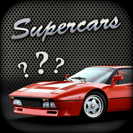 Guess The Car - Supercars