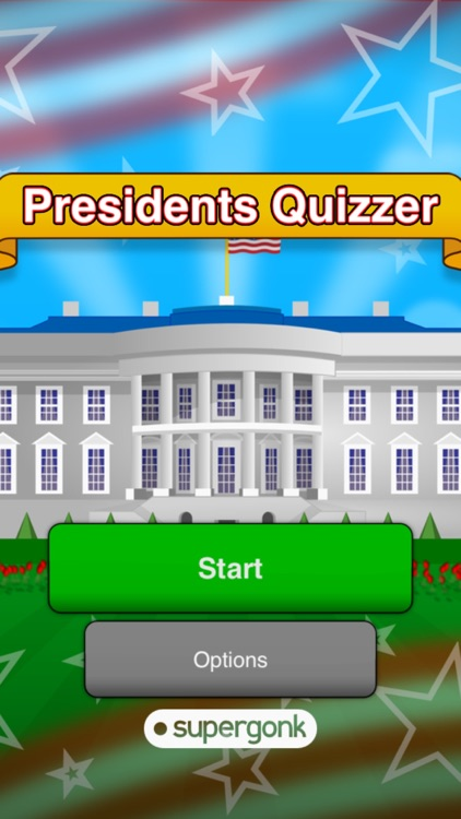 Presidents Quizzer