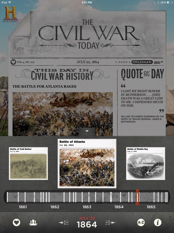 The Civil War Today screenshot-1
