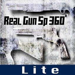 "3D Gun Library&shooting(With Game)"" Real Gun Sp 360°Lite"""