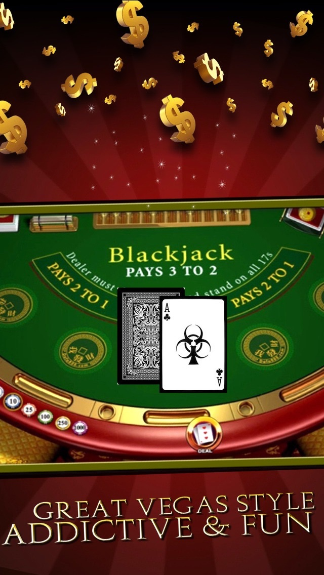 Ace Classic 21 Blackjack - Christmas Edition - Play Free
