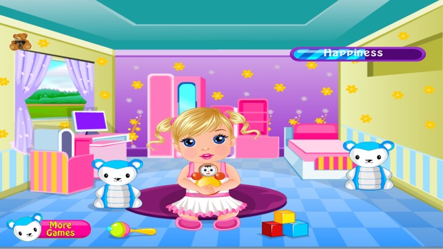 Cleaning Baby Room On The App Store Adorable Baby Room Cleaning Games