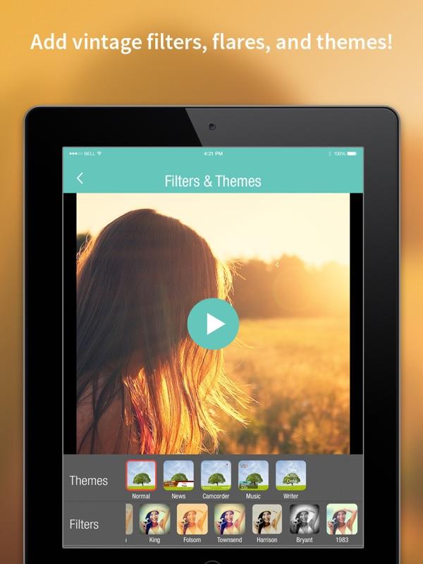 Video lab - free video editor movie collage photo video