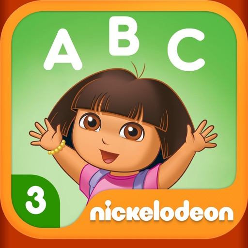 Dora ABCs Vol 3:  Ready to Read!