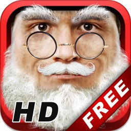 Santa ME! HD FREE - Easy to Christmas Yourself with Elf, Ruldolph, Scrooge, St Nick, Mrs. Claus Face Effects!