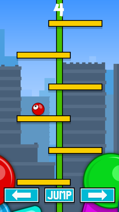 点击获取Fancy Stairs vs Red Ball FREE