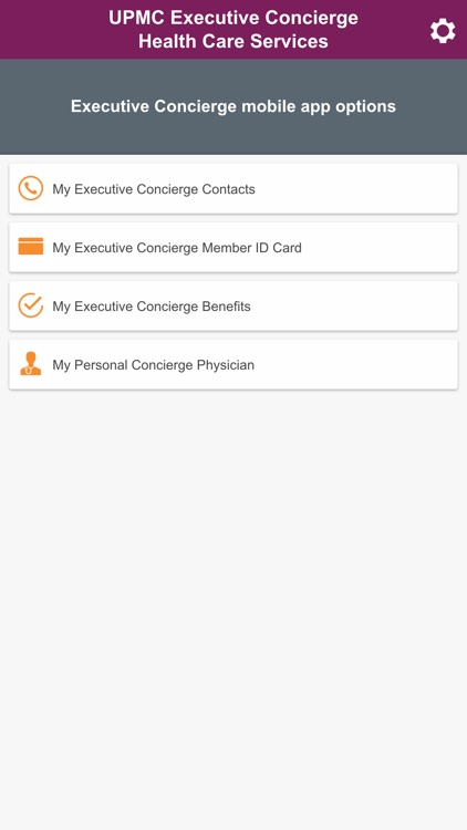 UPMC Executive Concierge by UPMC Health Plan