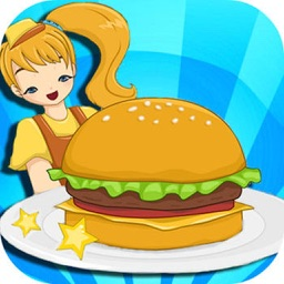 Restaurant Mania - Burger Chef Fever & Food Cooking