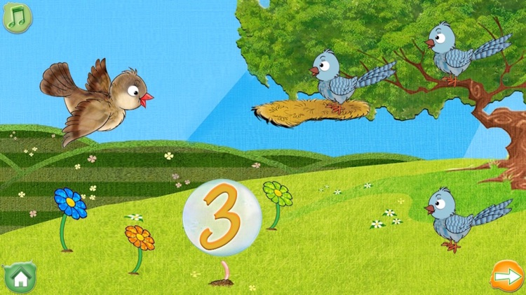 Over In The Meadow: A Singalong Song For Kids