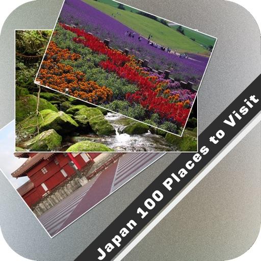 Japan Tourisum : Top 100 Places in Japan