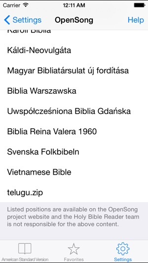 Holy Bible Reader on the App Store