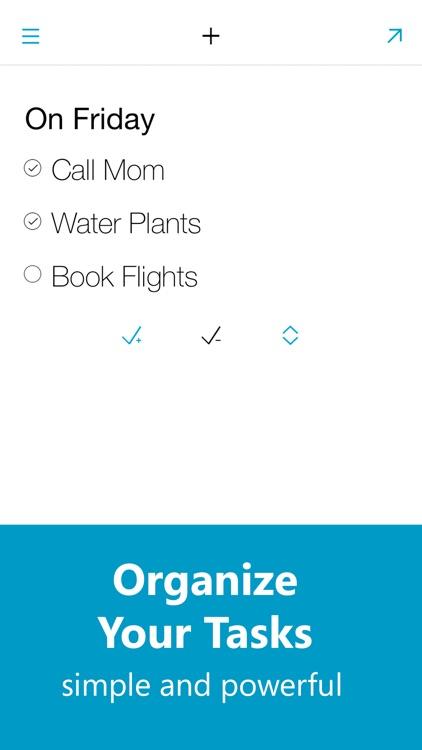 Quick Drafts - Notes, Errands and Shopping List screenshot-0