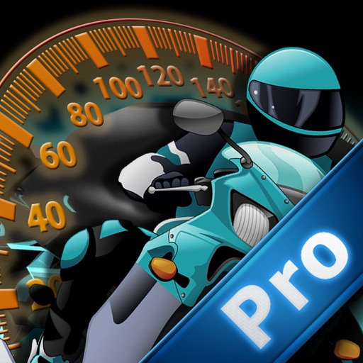 Bike Racing Pro : Smash Neon Cops In Impossible Race