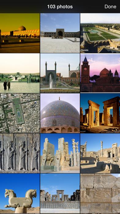 World Heritage in Iran for Windows